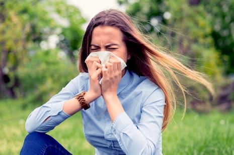 Alergia primavera
