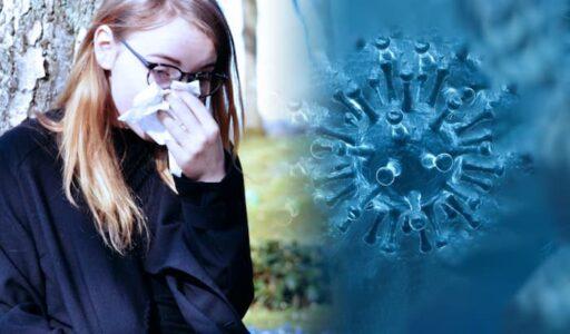 Alergia covid